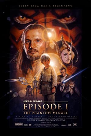 Star Wars: Episode I - The Phantom Menace Poster Image