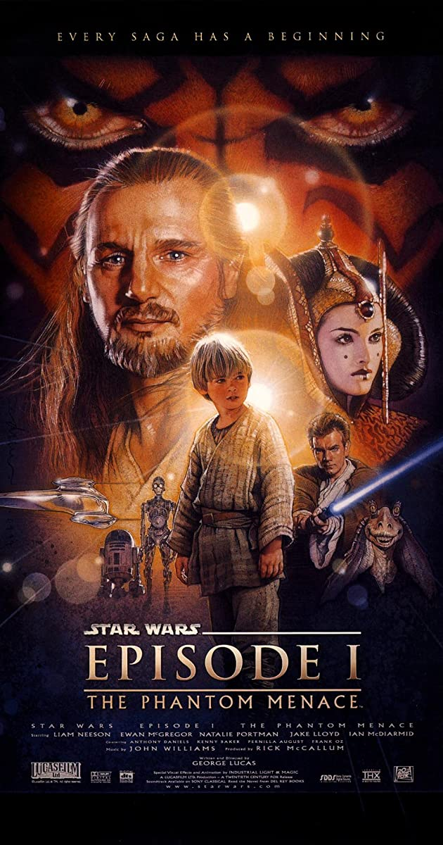Watch Full HD Movie Star Wars: Episode I - The Phantom Menace (1999)