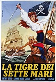 Tiger of the Seven Seas Poster