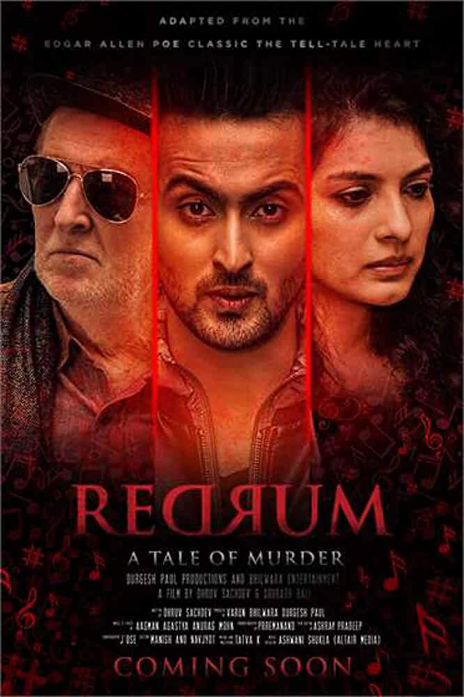 Redrum A Love Story 2018 Hindi Hdtv 720p