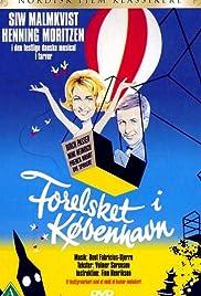 Forelsket i København Poster