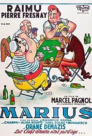 Marius (1933) Poster - Movie Forum, Cast, Reviews