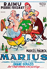 Marius (1931) Poster - Movie Forum, Cast, Reviews