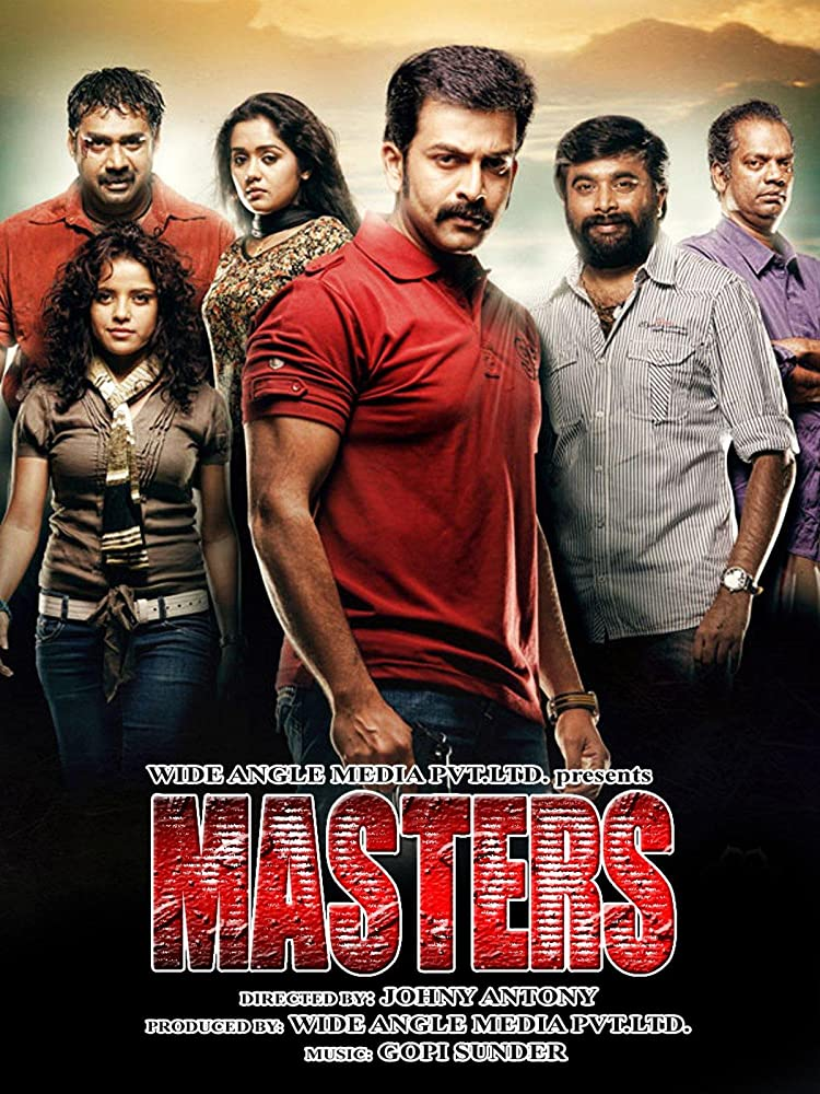 Masters 2020 Hindi Dubbed 429MB HDRip Download