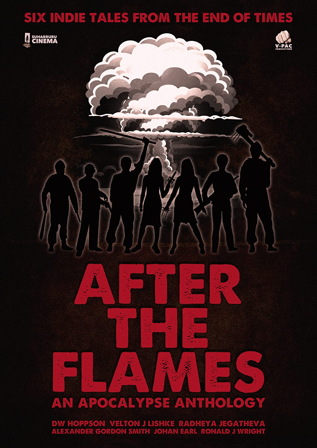 Watch After the Flames: An Apocalypse Anthology Online Free in HD