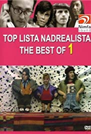 Top lista nadrealista Poster