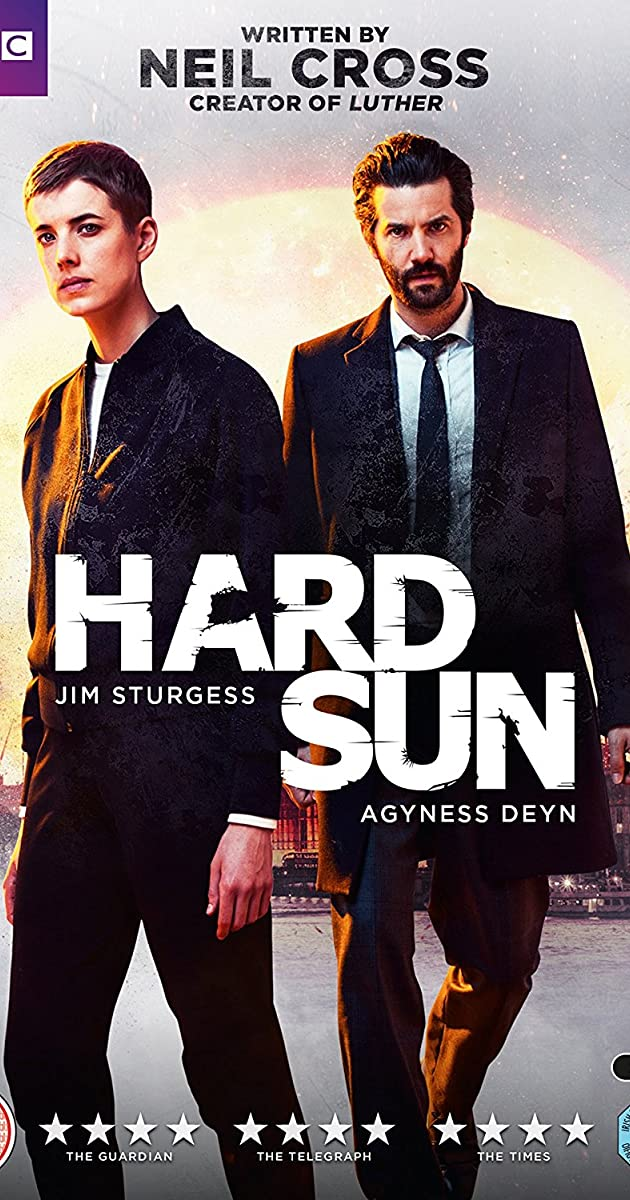 Hard Sun Tv Series 2018 Imdb