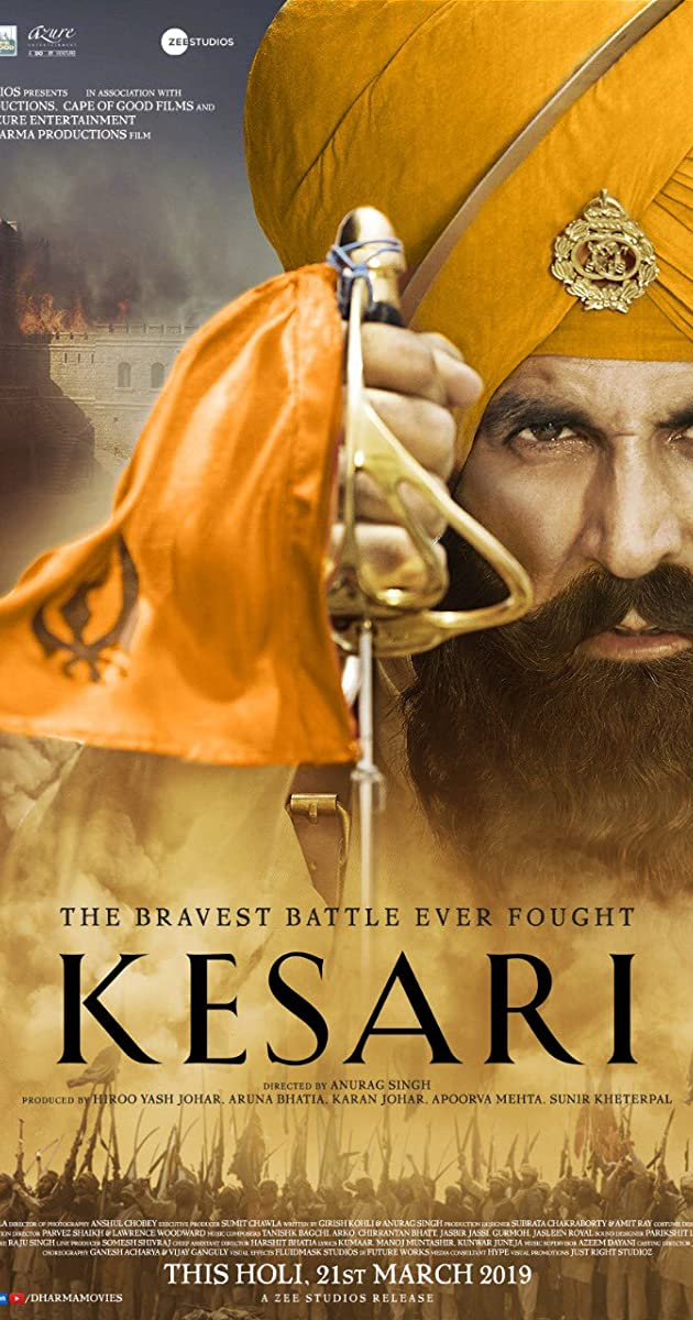 Subtitle of Kesari