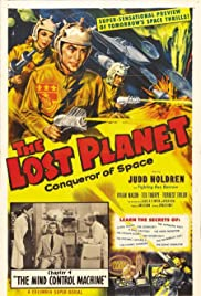 The Lost Planet Poster