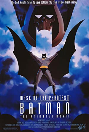 Batman: Mask of the Phantasm Poster Image