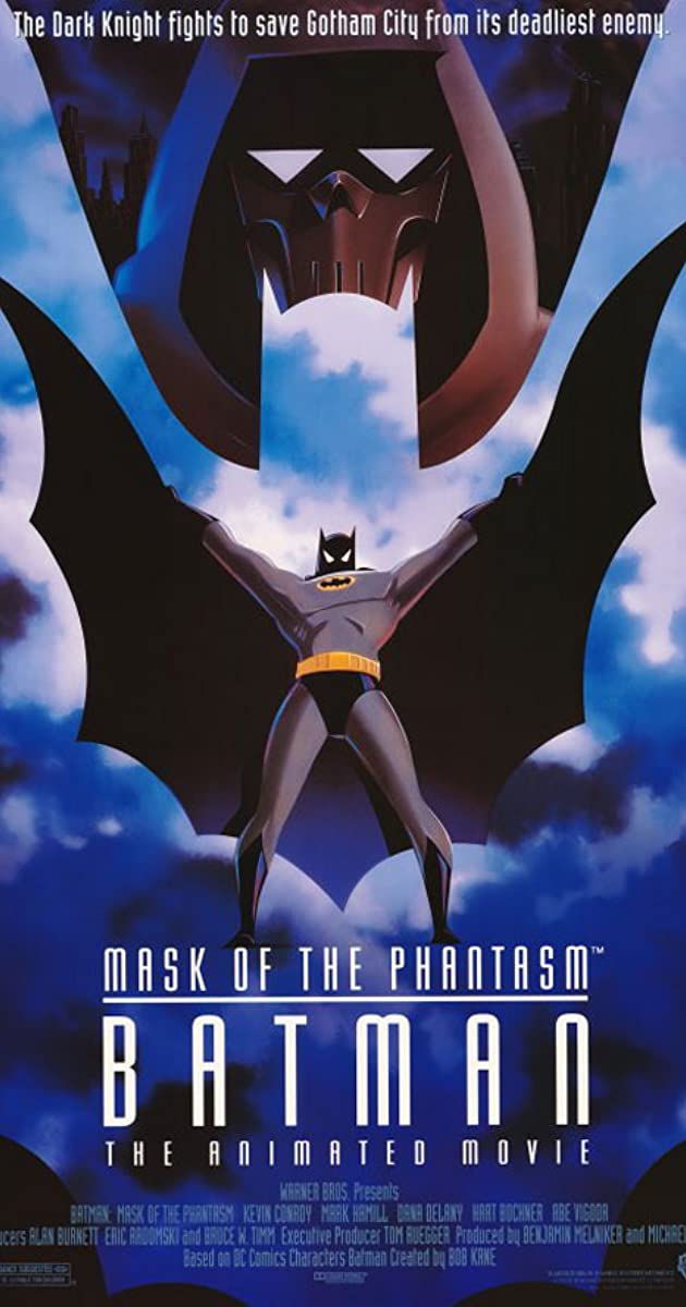 Batman Mask Of The Phantasm 1993 Imdb