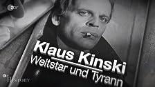 Klaus Kinski - Weltstar und Tyrann