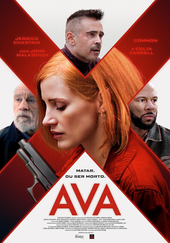 Ava (2020) Subtitle Indonesia