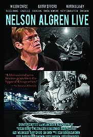 Nelson Algren Live Poster