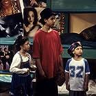 Jake Smollett, Jurnee Smollett, and Jussie Smollett in On Our Own (1994)