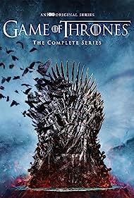 Nikolaj Coster-Waldau, Peter Dinklage, and Iain Glen in Game of Thrones (2011)