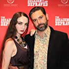 Ben Mortley and Isabella Jacqueline in The Decadent and Depraved (2018)