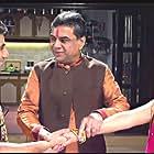 Paresh Rawal, Vir Das, and Payal Ghosh in Patel Ki Punjabi Shaadi (2017)