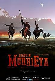 Joaquin Murrieta Poster