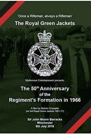 Royal Green Jackets 50th Anniversary