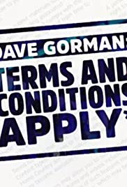 Dave Gorman: Terms and Conditions Apply Poster