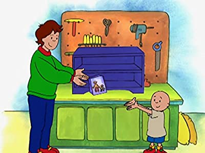 itunes imovie download Caillou and Daddy [UltraHD]