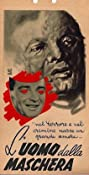 The Face Behind the Mask (1941) Poster