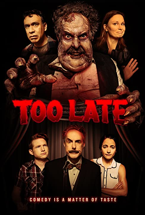 Too Late (2021) English Movie 480p HDRip 350MB Download