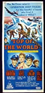 Top of the World (1955) Poster