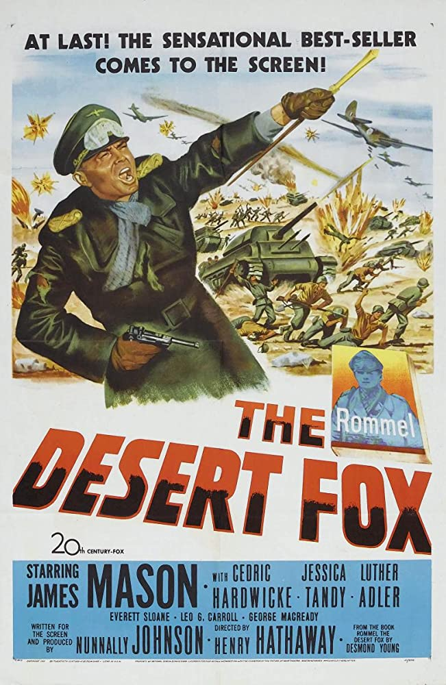 The Desert Fox: The Story of Rommel download