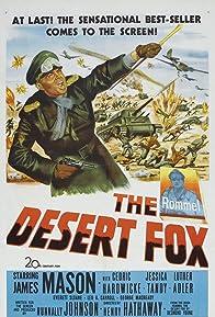 Primary photo for The Desert Fox: The Story of Rommel