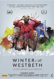 Winter at Westbeth Poster