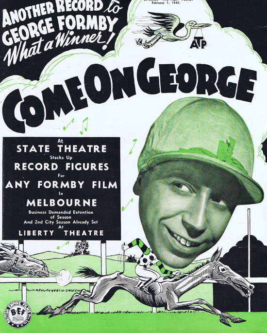 Come on George! (1939)