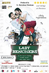 Happy watch online movie The Lastbenchers India [Mp4]