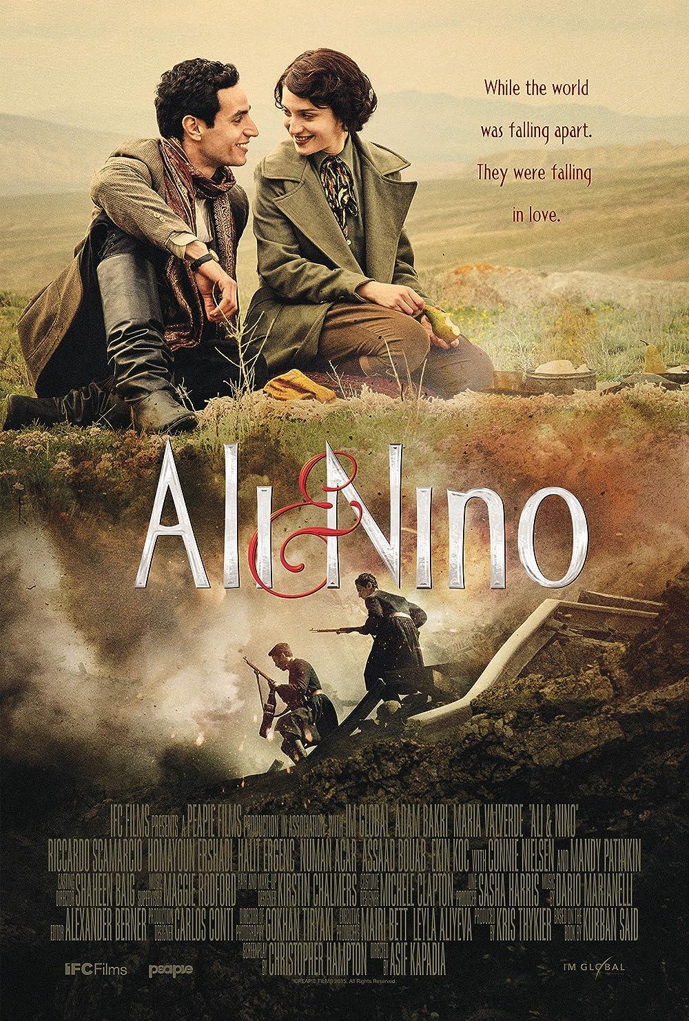 True ali and story nino Ali and