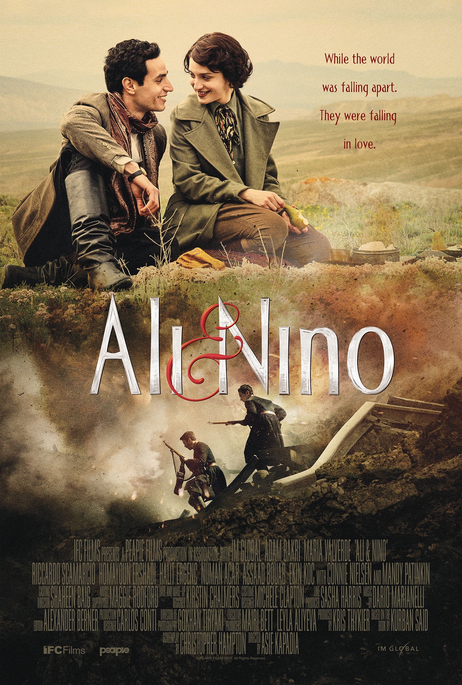 Ali and Nino (2016) BluRay 720p & 1080p