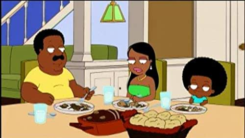 Trailer for The Cleveland Show: The Complete Season One