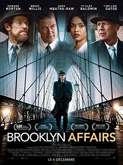 Motherless Brooklyn 2019 Full English Movie Download 720p HDRip
