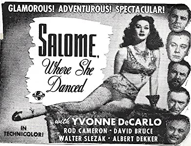 Image result for salome where she danced (1945)