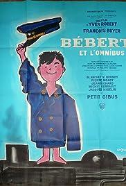 Bebert and the Train Poster
