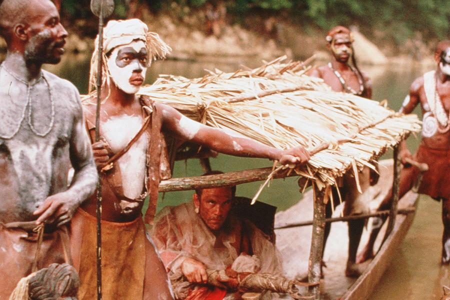 John Malkovich in Heart of Darkness (1993)