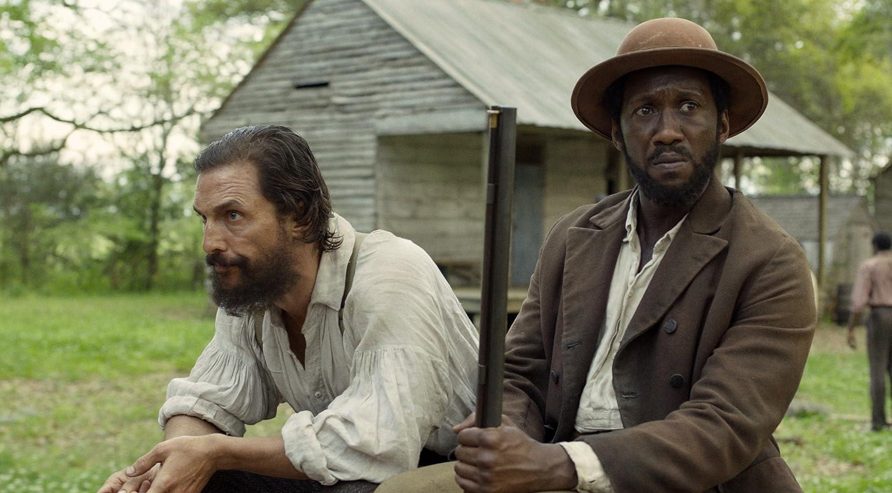 Matthew McConaughey si Mahershala Ali