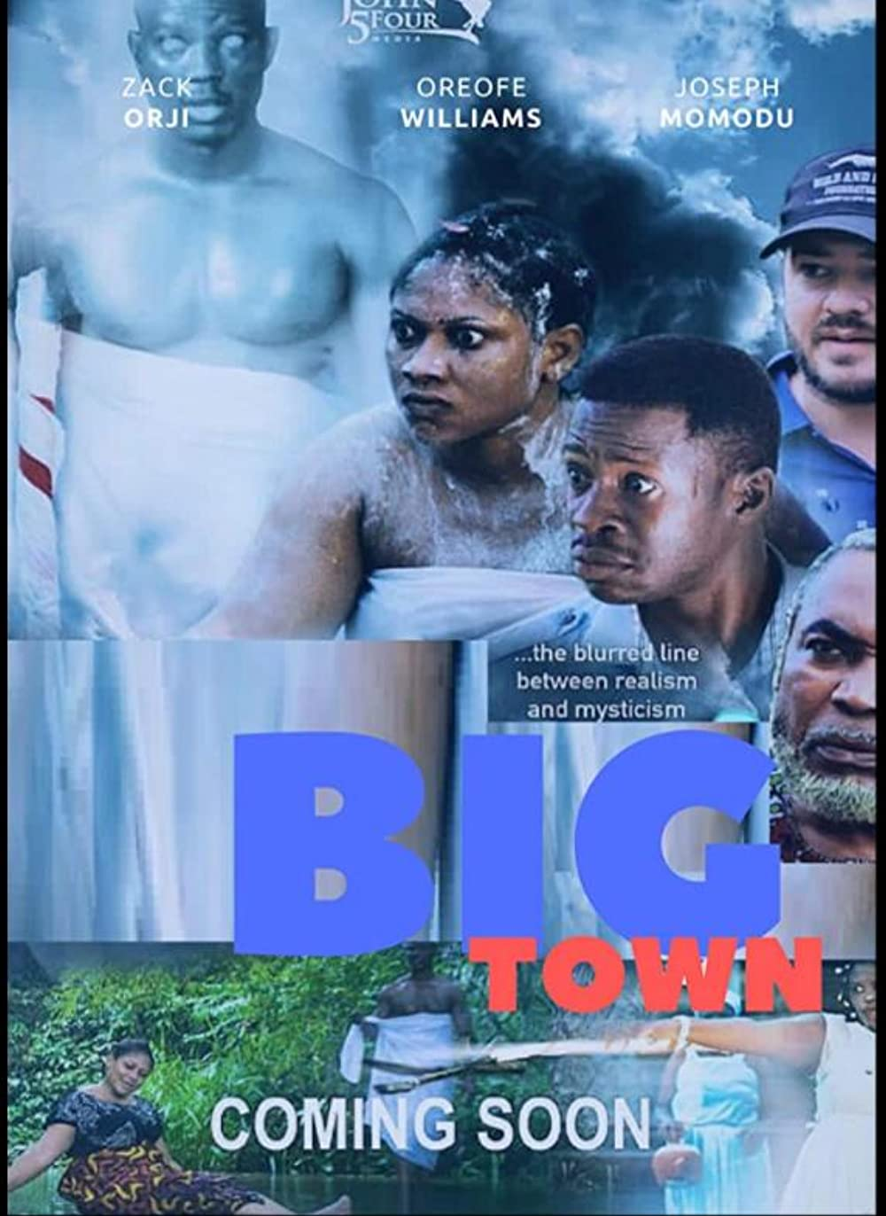 Big Town (2021) Online Full Movie