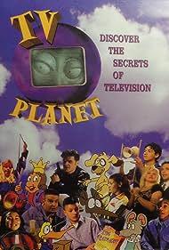Doug Kaehn and Abby Perlmutter in TV Planet (1999)