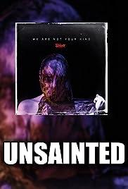 Slipknot: Unsainted Poster