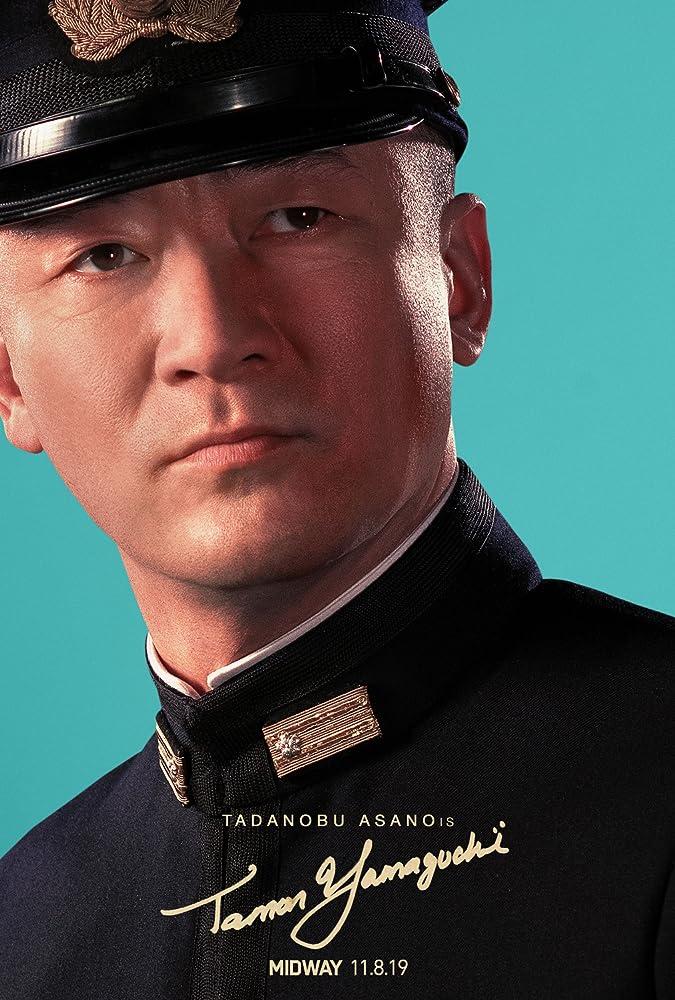 Tadanobu Asano in Midway (2019)