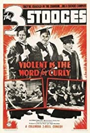 Violent Is the Word for Curly Poster