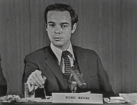Pierre Nadeau in Caméra 67 (1967)
