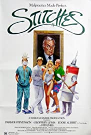 Stitches (1985) Poster - Movie Forum, Cast, Reviews