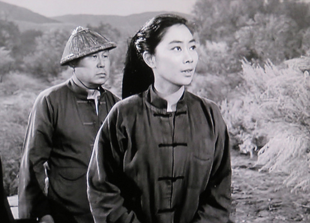 Lisa Lu in Cheyenne (1955)